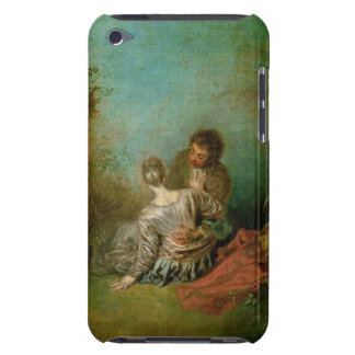 The Faux Pas, c.1717 (oil on canvas) iPod Touch Covers