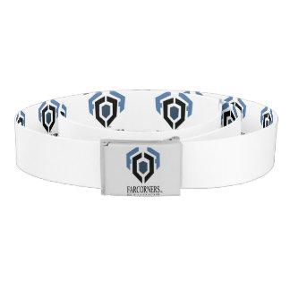 The FCS Shield GEHM[tm] White Belt