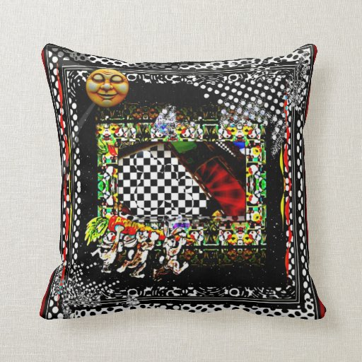 The Feast Pillow