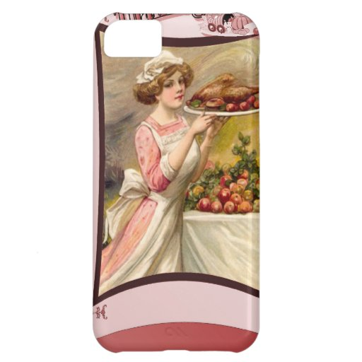 The feast is prepared case for iPhone 5C