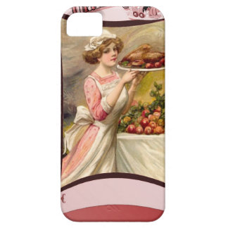 The feast is prepared iPhone 5 cover