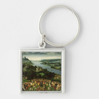 The Feeding of the Five Thousand Key Ring