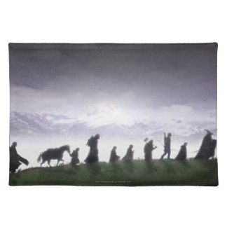 The Fellowship of the Ring Placemat