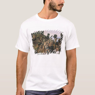 The Fight Between the Lapiths and the Centaurs T-Shirt