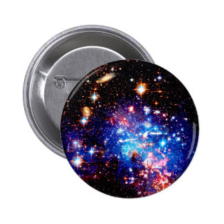 The final frontier 6 cm round badge