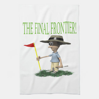The Final Frontier Hand Towels