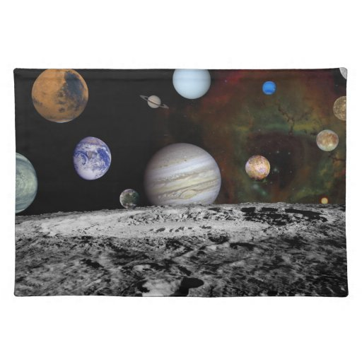 The Final Frontier Placemat