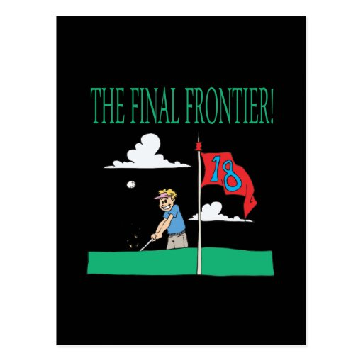 The Final Frontier Post Cards