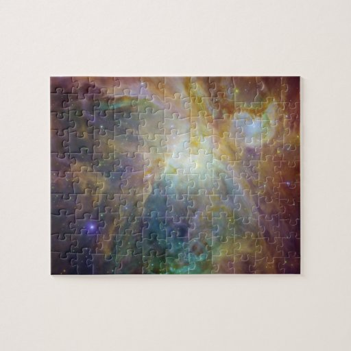 The Final Frontier view 0.001 Jigsaw Puzzle