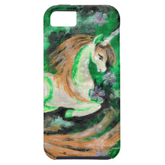 The Finger Painted Unicorn iPhone 5 Case