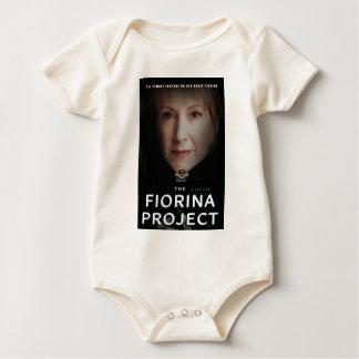 The Fiorina Project (head) Baby Bodysuit