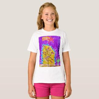"""The """"Fire Tree"""" girls T shirt! T-Shirt"""