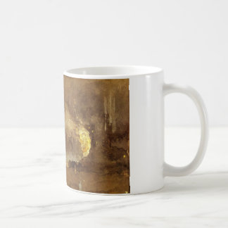 The Fire Wheel by James McNeill Whistler Coffee Mug