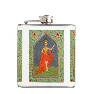 The Firebird (Fairy Tale Fashion Series #1) Hip Flask