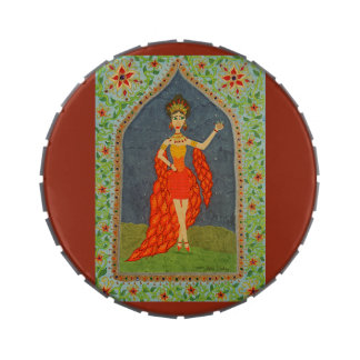 The Firebird (Fairy Tale Fashion Series #1) Jelly Belly Tin