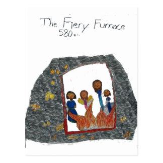 The Firey Furnace Postcard