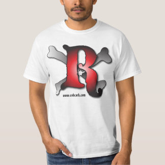 The first letter a pirate learns T-Shirt