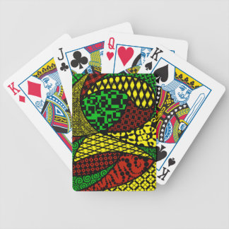 """The First Mix"" Playing Cards"