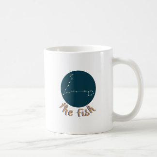 The Fish Basic White Mug