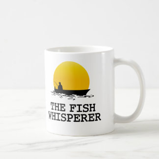The Fish Whisperer Coffee Mug