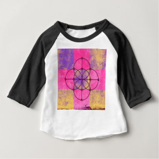The Five Sacred Circles Baby T-Shirt