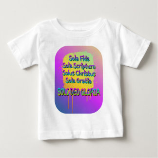 The Five Solas Baby T-Shirt