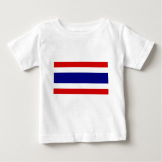 The Flag of Thailand Baby T-Shirt