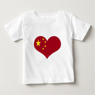 The flag of the People's Republic of China Baby T-Shirt