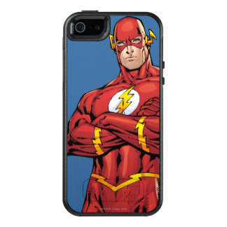 The Flash Arms Crossed OtterBox iPhone 5/5s/SE Case