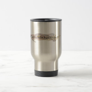The Fools & Kings Project Travel Mug