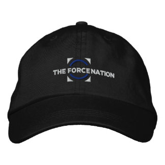 The Force Nation Black Cap