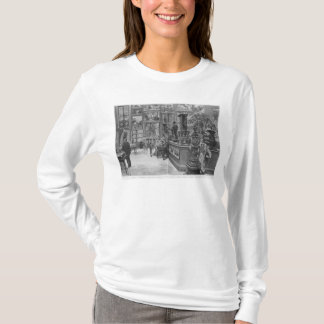 The foreign retrospective galleries T-Shirt