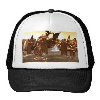 The forgotten world mesh hat