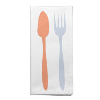The Fork and the Spoon Cloth Napkins