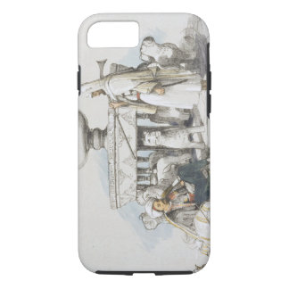 The Fountain of the Lions, Vignette from 'Sketches iPhone 7 Case