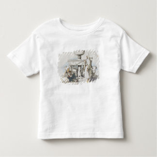 The Fountain of the Lions, Vignette from 'Sketches Toddler T-Shirt
