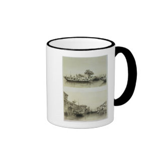 The French Folly and a Salt Merchant's House on th Coffee Mugs