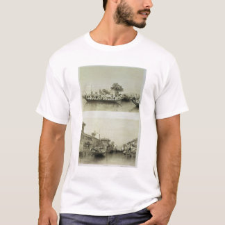 The French Folly and a Salt Merchant's House on th T-Shirt