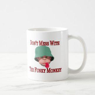 The Funky Monkey Coffee Mug