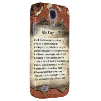 The Fury Galaxy S4 Case
