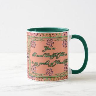 The Garden of Friendship Mug