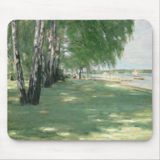 The Garden of the Artist in Wannsee, 1918 Mouse Pad