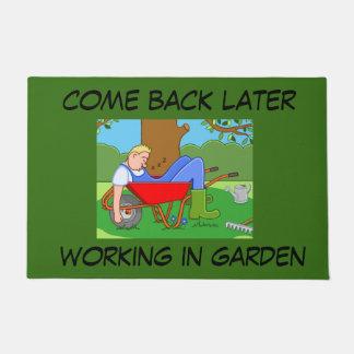The Gardener Doormat