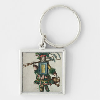 The Gardener's Costume Key Ring