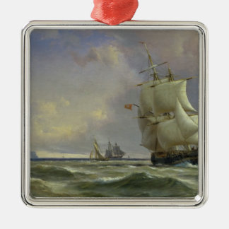 The Gathering Storm, 1853 Christmas Ornament