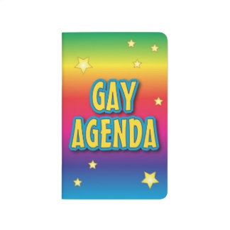 The Gay Agenda Journal