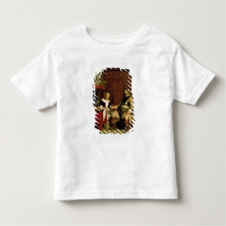 The Gentleman Soldier (oil on canvas) T Shirts