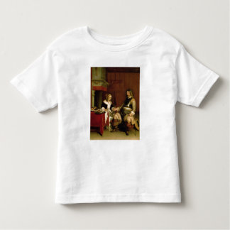 The Gentleman Soldier (oil on canvas) Toddler T-Shirt