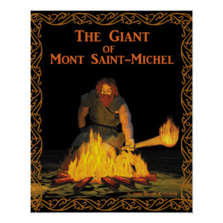 The Giant of Mont San-Michel Poster