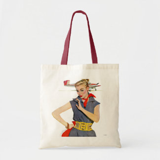 The Girl Who Stole Aeroplanes Tote Bag